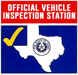 Texas State Inspection Official Station - Keller, Golden Triangle, Fort Worth